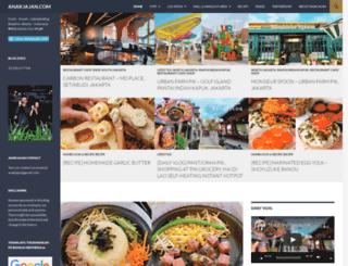 anakjajan.wordpress.com screenshot