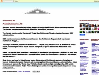 anakmuaallaf.blogspot.com screenshot