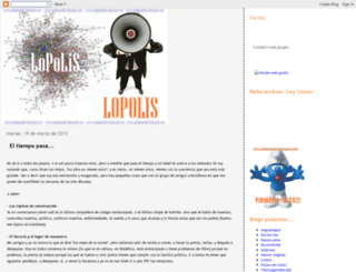 analianopolis.blogspot.com screenshot
