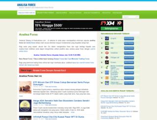 analisaforex.com screenshot