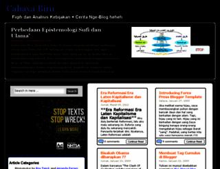 analisis-fiqih.blogspot.com screenshot