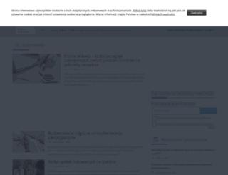 analizafinansowa.pl screenshot