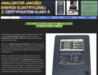 analizator.twojeuti.pl screenshot