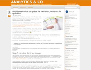 analyticsandco.com screenshot