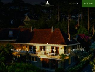 anamandara-resort.com screenshot