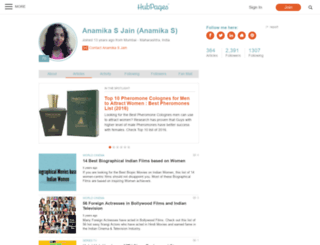 anamikas.hubpages.com screenshot