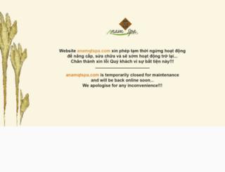 anamqtspa.com screenshot