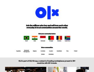 anand.olx.com screenshot