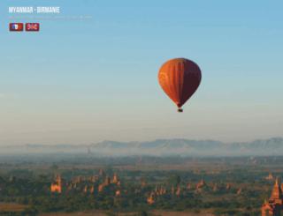 ananda-travel.com screenshot
