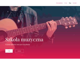 anandamusic.org.pl screenshot