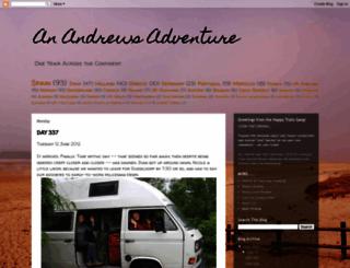 anandrewsadventure.blogspot.com screenshot
