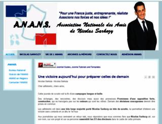 anans.fr screenshot