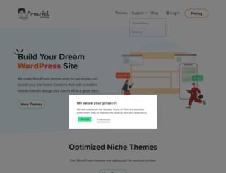 anariel.com screenshot