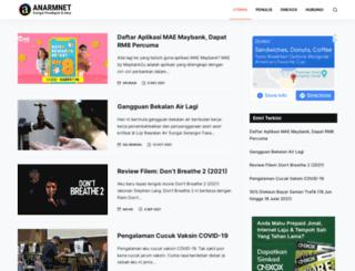 anarm.net screenshot