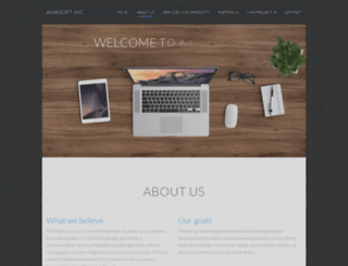 anasoft.net screenshot