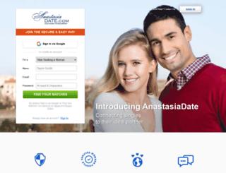 anastasiadatesmailing.com screenshot