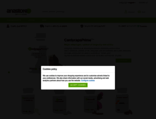 anastore.com screenshot