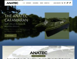 anatec-baitboats.co.uk screenshot