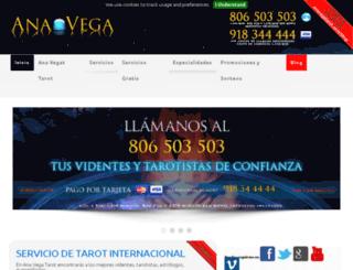 anavegatarot.com screenshot