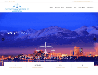 anchoragelaw.wpengine.com screenshot