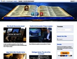 anchorstone.com screenshot