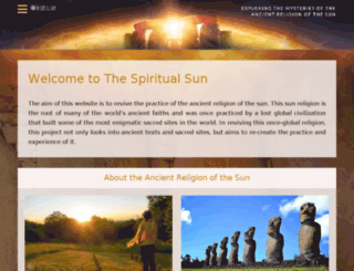 ancientsacredknowledge.com screenshot