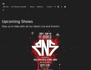 anclub.gr screenshot