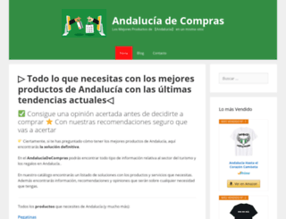 andaluciadecompras.es screenshot