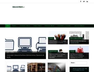 andaluciaorienta.net screenshot