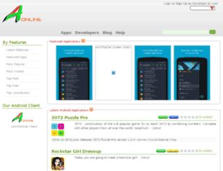 andapponline.com screenshot