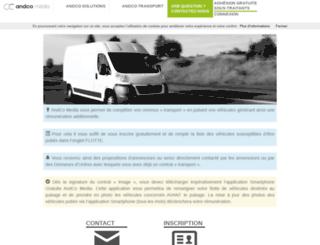 andcomedia.com screenshot