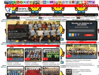 andebol-mundo-do-desporto.blogspot.pt screenshot