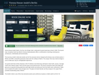 andels-hotel-berlin.h-rez.com screenshot