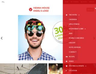 andelslodz.com screenshot