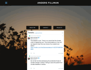 andersfillman.weebly.com screenshot