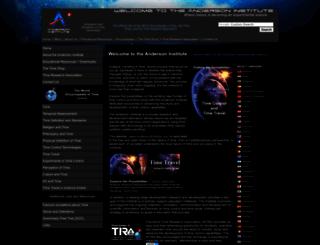 andersoninstitute.com screenshot