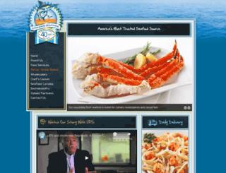 andersonseafoods.com screenshot