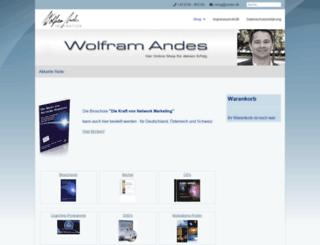 andes-tv.com screenshot