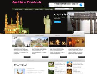 andhrapra.desh.mobi screenshot