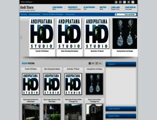 andi-store.blogspot.com screenshot