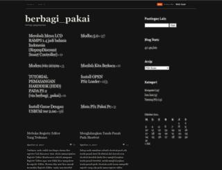 andipunyablog.wordpress.com screenshot