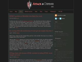 andlabs.org screenshot
