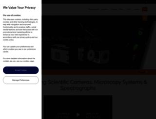andor.com screenshot