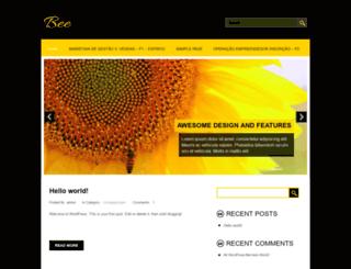 andreajackson.com.br screenshot