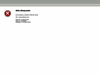 andreani.com.ar screenshot