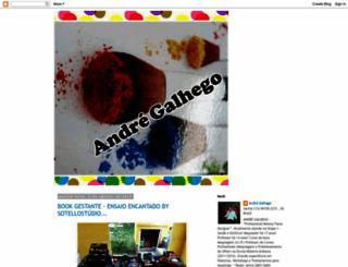 andregalhegomakeup.blogspot.com screenshot
