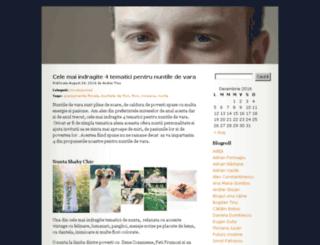 andreitinu.wordpress.com screenshot
