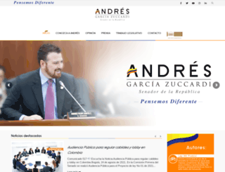 andresgarciazuccardi.com screenshot