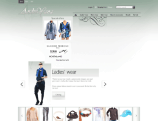 andreyana.com screenshot