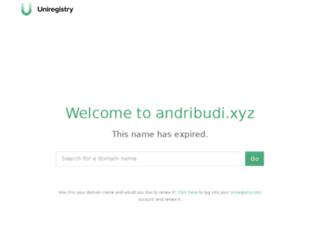 andribudi.xyz screenshot